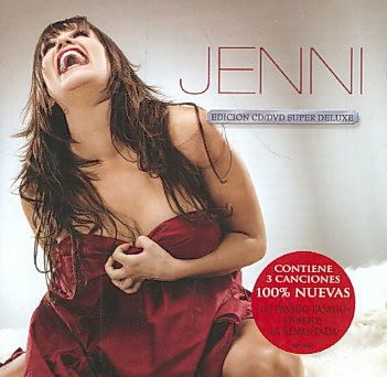 JENNI BY RIVERA,JENNI (CD)